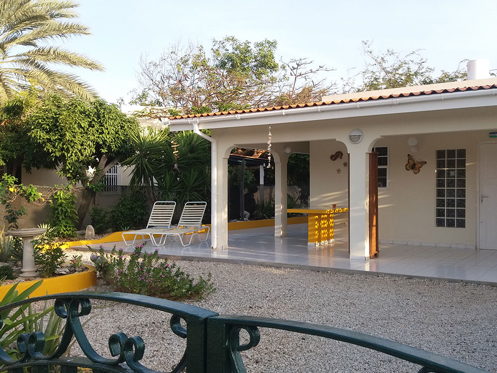 Bonaire Exclusive bungalow